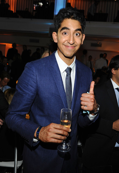 Dev Patel Men's Suit