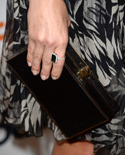 Reese Witherspoon accessorized with a gorgeous emerald ring when she attended the premiere of 'The Devil's Knot.'