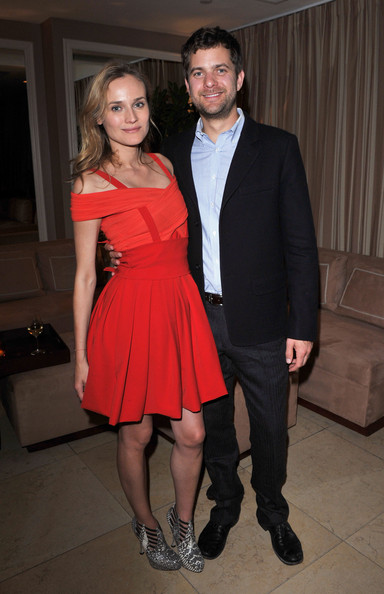 Diane Kruger Ankle Boots [i am love,red,beauty,lady,formal wear,shoulder,fashion,leg,fashion model,dress,flooring,quentin tarantino host,dianne kruger,joshua jackson,quentin tarantino,west hollywood,california,sunset tower,magnolia pictures,reception]