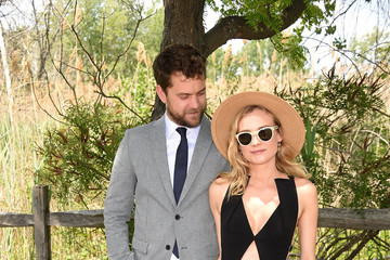 Diane Kruger Joshua Jackson The Eighth-Annual Veuve Clicquot Polo Classic - Red Carpet Arrivals