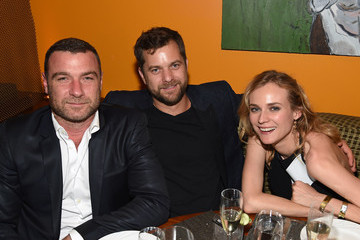 Diane Kruger Joshua Jackson SHOWTIME VIP Post-Fight Dinner For 'Mayweather VS Pacquiao' at Craftsteak