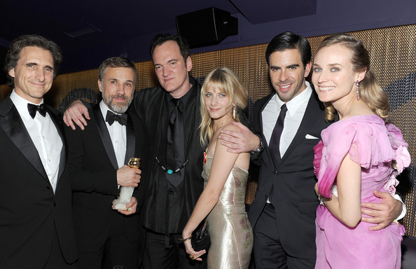 The Weinstein Company Golden Globes After-Party - Inside