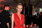 Diane Kruger Is Divine in YSL at the amfAR Inspiration Gala