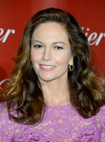 Diane Lane Long Curls