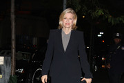 Diane Sawyer Skirt Suit