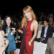 Bella Thorne at DVF