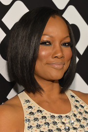 Garcelle Beauvais looked oh-so-cool with her graduated bob at the Journey of a Dress exhibition opening.