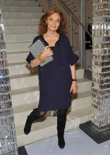 Diane von Furstenberg Day Dress