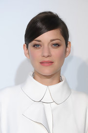 Marion Cotillard is known for her classic elegance as she showed when she sported a super sleek and gorgeous bun.