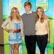 Bridgit Mendler and Adam Hicks