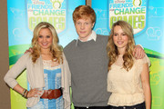 Bridgit Mendler and Adam Hicks Photo
