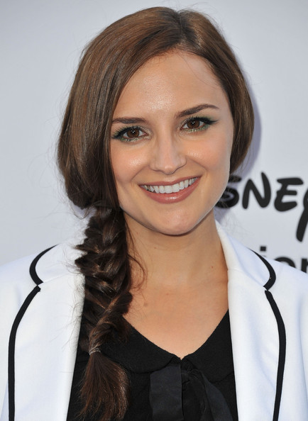 More Pics of Rachael Leigh Cook Long Braided Hairstyle (2 of 4) - Rachael Leigh Cook Lookbook - StyleBistro