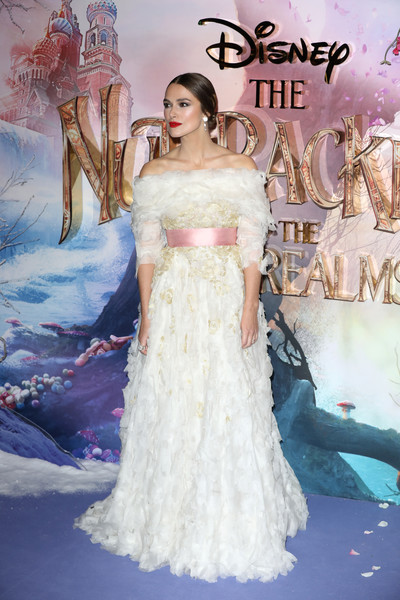Look of the Day: November 1st, Keira Knightley