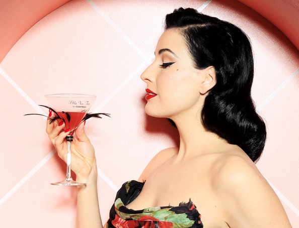 The Best of Dita Von Teese's Retro Style