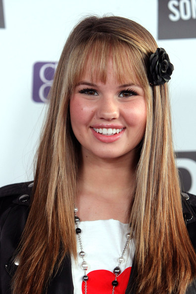 Best Hairstyle For Youth : Flower power debby ryans best hair and beauty looks stylebistro