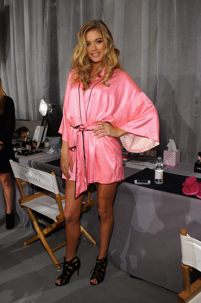 2012 Victoria's Secret Fashion Show - Backstage
