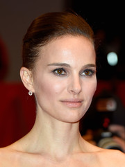Natalie Portman looked as elegant as ever wearing this classic bun at the Berlin premiere of 'As We Were Dreaming.'