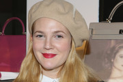 Drew Barrymore Red Lipstick
