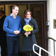 The First Public Maternity Look: Kate