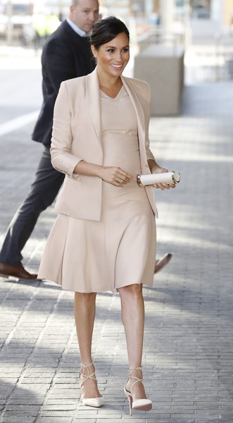 Look of the Day: January 30th, Meghan Markle