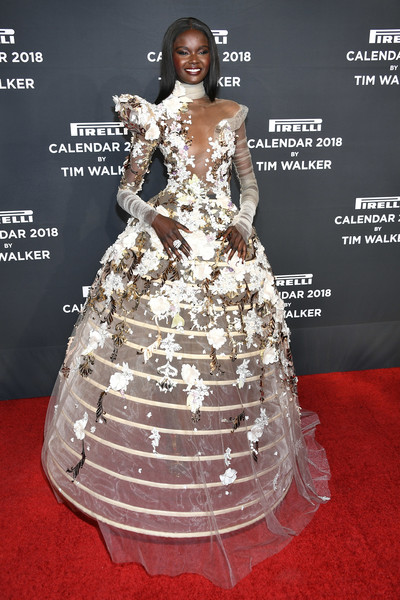 Duckie Thot Princess Gown