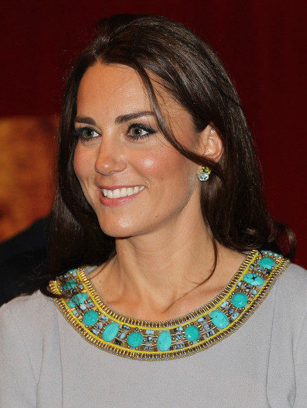 More Pics of Kate Middleton Cocktail Dress (17 of 42) - Kate Middleton Lookbook - StyleBistro