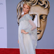 In Marchesa At The 2011 BAFTA Brits To Watch Event