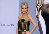 Kristin Chenoweth Goes Art Deco Glam in a BCBG Max Azria Evening Dress