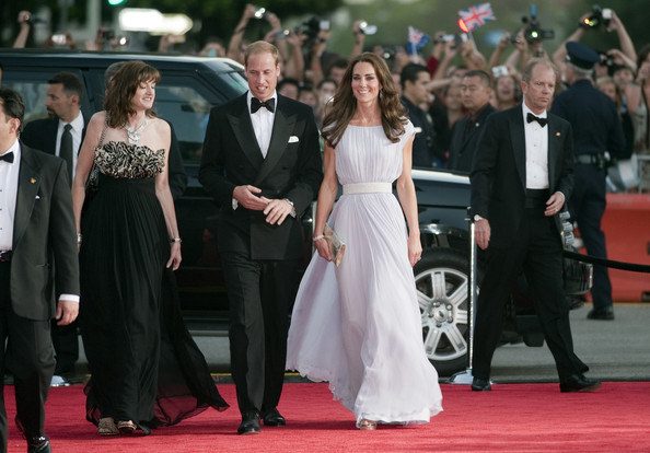 More Pics of Kate Middleton Evening Dress (11 of 78) - Kate ...