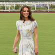 The First Polo Match: Kate