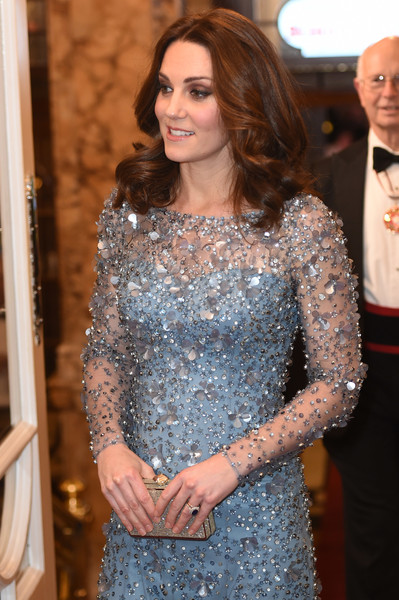 What Kate Middleton And Meghan Markle Wear During The Holidays