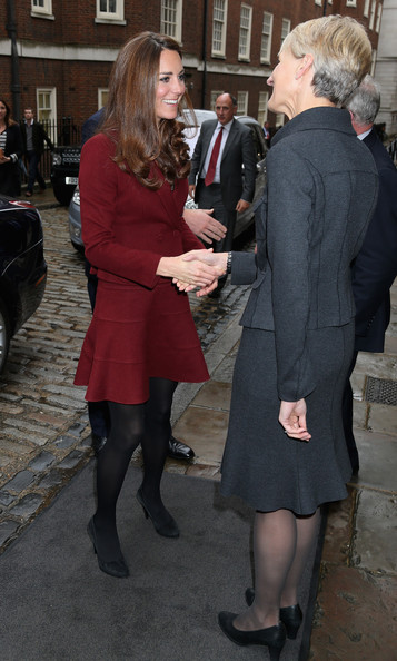 More Pics of Kate Middleton Long Curls (2 of 16) - Kate Middleton Lookbook - StyleBistro
