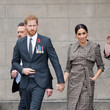 Meghan Markle Style: Checkmate