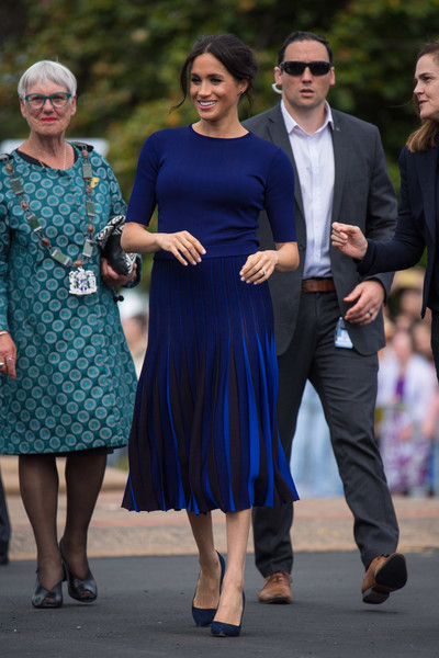Look of the Day: October 31st, Meghan Markle