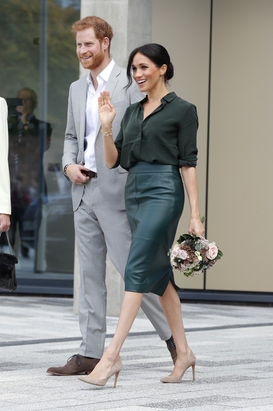 Workwear Inspiration From Your Favorite Royals