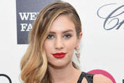 Dylan Penn Side Sweep