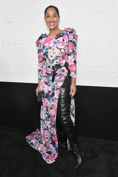 Tracee Ellis Ross at the NYFW Kickoff Party