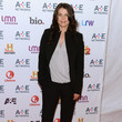 Julia Ormond at the A&E Upfronts in New York