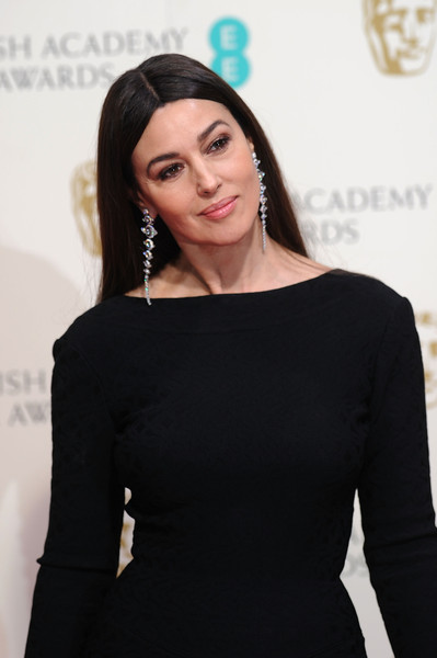 Monica Bellucci's Center Part