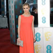 Laura Bailey in Tangerine