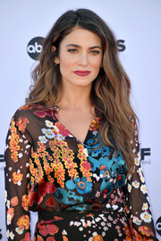 Nikki Reed looked gorgeous with her flowing waves at the XQ Super School Live.