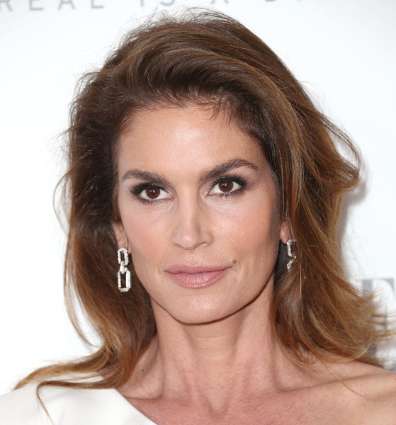 More Pics of Cindy Crawford One Shoulder Dress (1 of 5) - Cindy Crawford Lookbook - StyleBistro