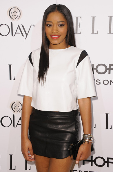 More Pics of Keke Palmer Pumps (1 of 3) - Keke Palmer Lookbook - StyleBistro
