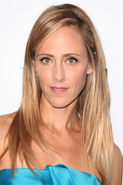Kim Raver kept it simple, opting to wear her hair in a straight layered cut at the ELLE Women in Television Celebration.