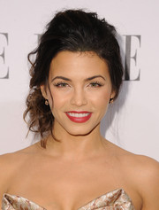 Jenna Dewan-Tatum rocked a messy side-swept updo at the Elle Women in Television celebration.