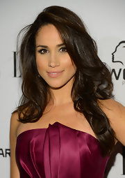 Meghan Markle's shiny curls stole the show at the 2013 ELLE Women in Television Celebration.