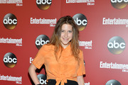 Eden Sher Mini Skirt