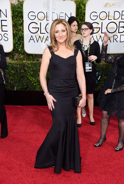 Edie Falco Mermaid Gown []