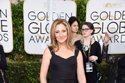 Edie Falco Mermaid Gown
