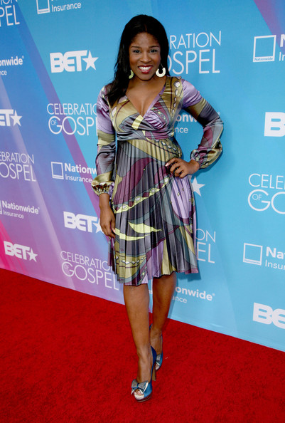 Edwina Findley Print Dress